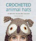 Crocheted Animal Hats PDF