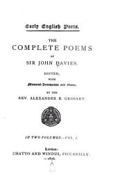 The Complete Poems: Volume 1