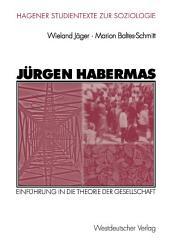 Jürgen Habermas: Einführung in die Theorie der Gesellschaft