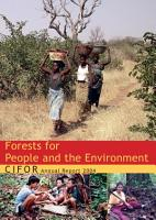 Forests for People and the Environment   CIFOR Annual Report 2004 PDF