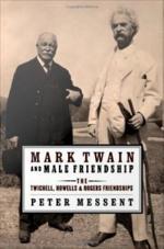 Mark Twain and Male Friendship