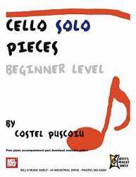 Cello Solo Pieces Beginner Level Book PDF