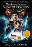 Percy Jackson and the Olympians  Book Two The Sea of Monsters  Movie Tie In Edition