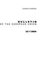 Bulletin of the European Union PDF