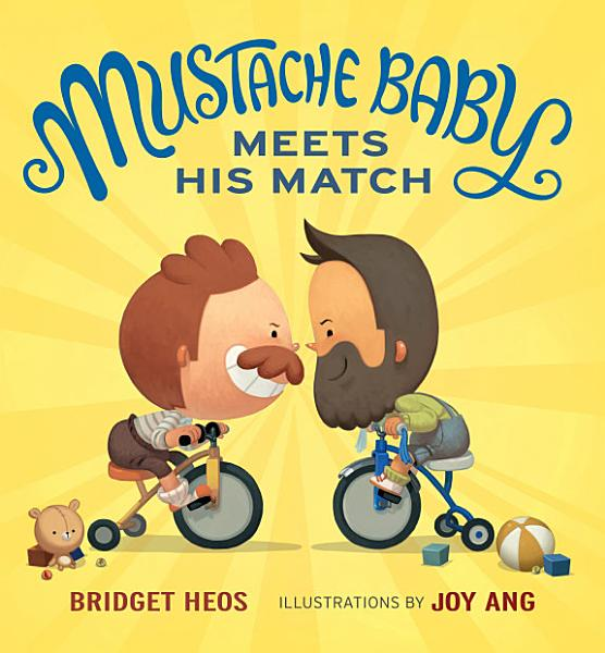 Download Mustache Baby Meets His Match Book
