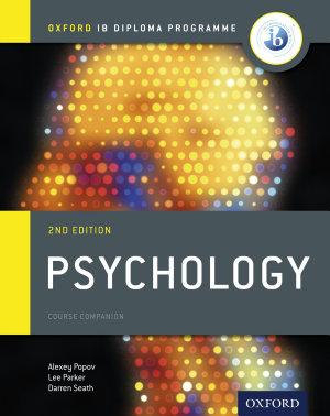 Oxford IB Diploma Programme  Psychology Course Companion PDF