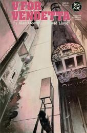V for Vendetta (1988-) #10