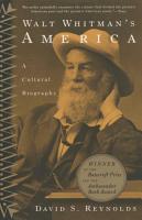 Walt Whitman s America PDF