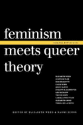 Feminism Meets Queer Theory PDF