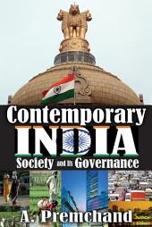 Contemporary India: Society and Its Governance
