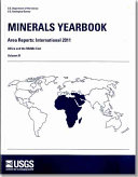 Minerals Yearbook - V. 3, Area Reports: International Review