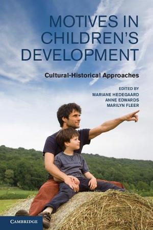 Motives in Children s Development PDF