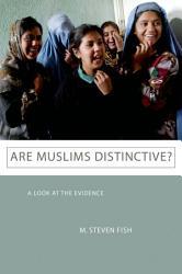 Are Muslims Distinctive  PDF