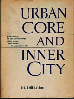 Urban Core and Inner City Book