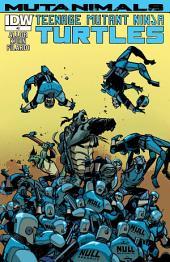Teenage Mutant Ninja Turtles: Mutanimals #2
