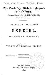 The Book of the Prophet Ezekiel: Volume 24