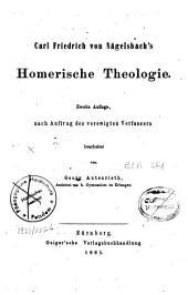 Carl Friedrich von Naegelsbach's Homerische Theologie