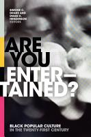 Are You Entertained  PDF