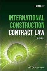 International Construction Contract Law