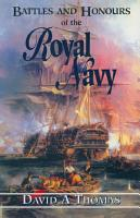 Battles and Honours of the Royal Navy PDF