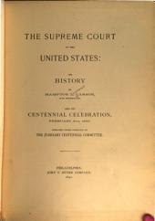 The Supreme Court of the United States: Its History, Page 339, Issue 745