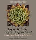 Beyond Inclusion  Beyond Empowerment