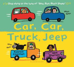 Car, Car, Truck, Jeep