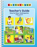 Kindergarten Teacher's Guide Vol 1 (US Edition)