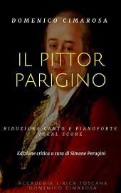 Il pittor parigino (Vocal score)