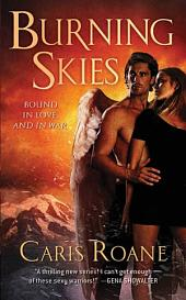 Burning Skies: Book 2 of The Guardians of Ascension Paranormal Romance Trilogy
