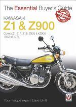 Kawasaki Z1 & Z900 – 1972 to 1976