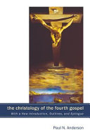 The Christology of the Fourth Gospel PDF