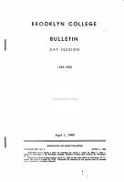 Bulletin     PDF