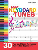 Easy Keyboard Tunes Book