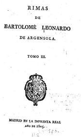 Colección de poetas españoles: Volumen 3