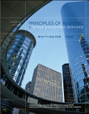 MP Principles of Auditing and Other Assurance Services with Updated Chapters 5  6 And 7