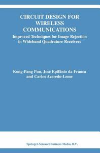Circuit Design for Wireless Communications