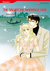 THE SALVATORE MARRIAGE DEAL: Harlequin Comics