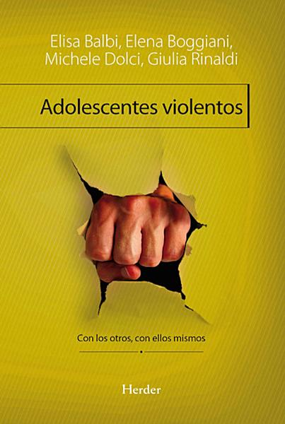 Adolescentes violentos PDF