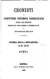 Cronisti e scrittori sincroni della dominazione normanna nel regno di Puglia e Sicilia: Svevi