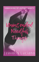Unintended Needful Things I Book PDF