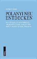 Polanyi neu entdecken PDF