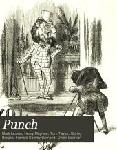 Punch: Volumes 94-95