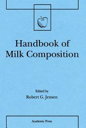 Handbook of Milk Composition
