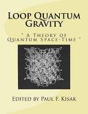 Loop Quantum Gravity PDF