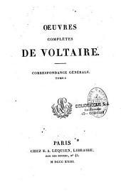 Oeuvres complètes de Voltaire: Volume63