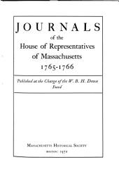 Journals of the House of Representatives of Massachusetts: Volume 42