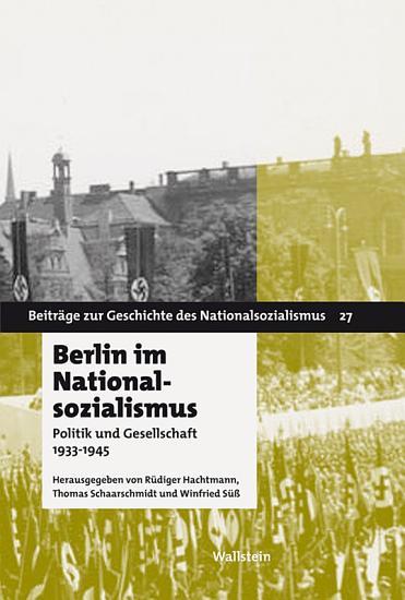 Berlin im Nationalsozialismus PDF
