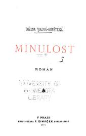 Minulosť: román