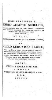 Synopsis Mammalium. Addenda, Emendanda Et Index Ad Synopsis [!] Mammalium